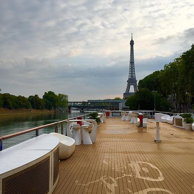 Today work view - not so bad #paris
