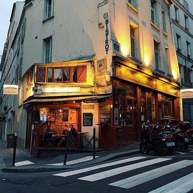 Bistrot #paris #bistrot #street