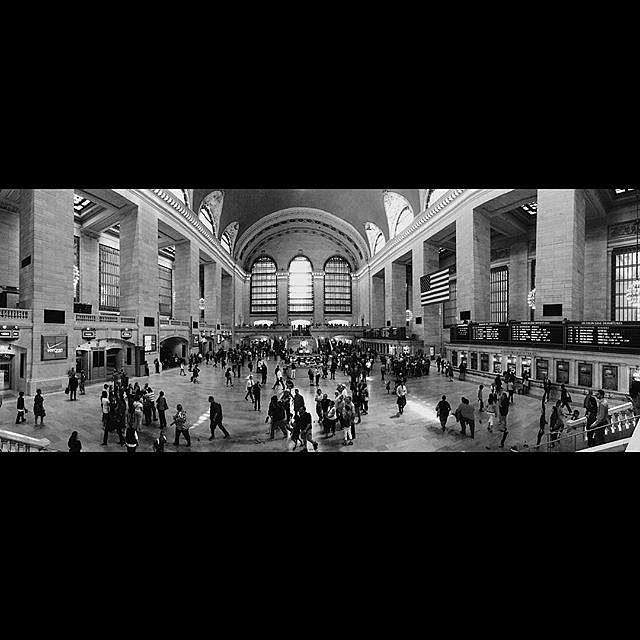 Grand Central Terminal #tbt #newyork #NYC #grandcentral #GRAMMASTERS3