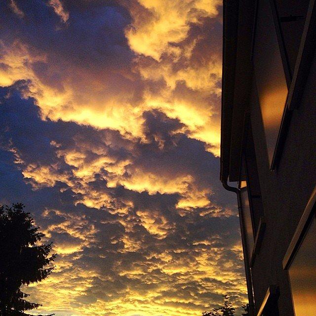Sunset #sun #sunset