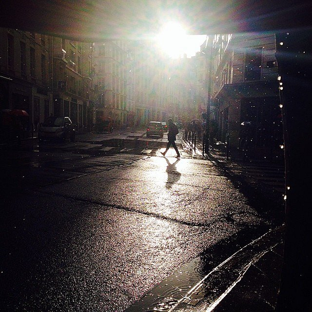 Rainy days #Paris #rain #pluie
