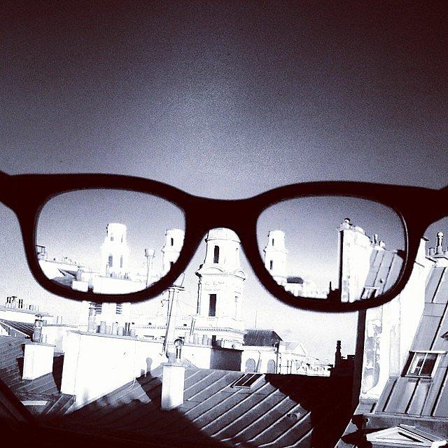 Point of view #glasses #lunettes #saintsulpice #paris