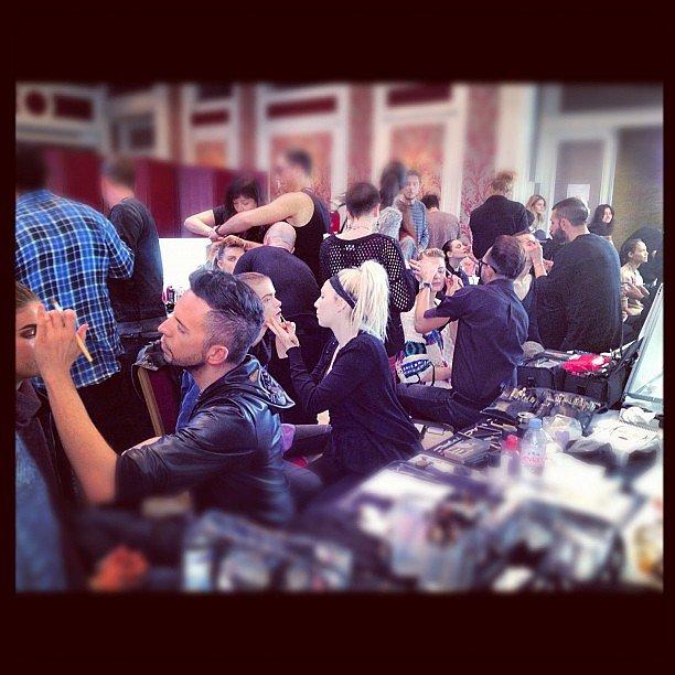 Makeup line - Hakaan #pfw